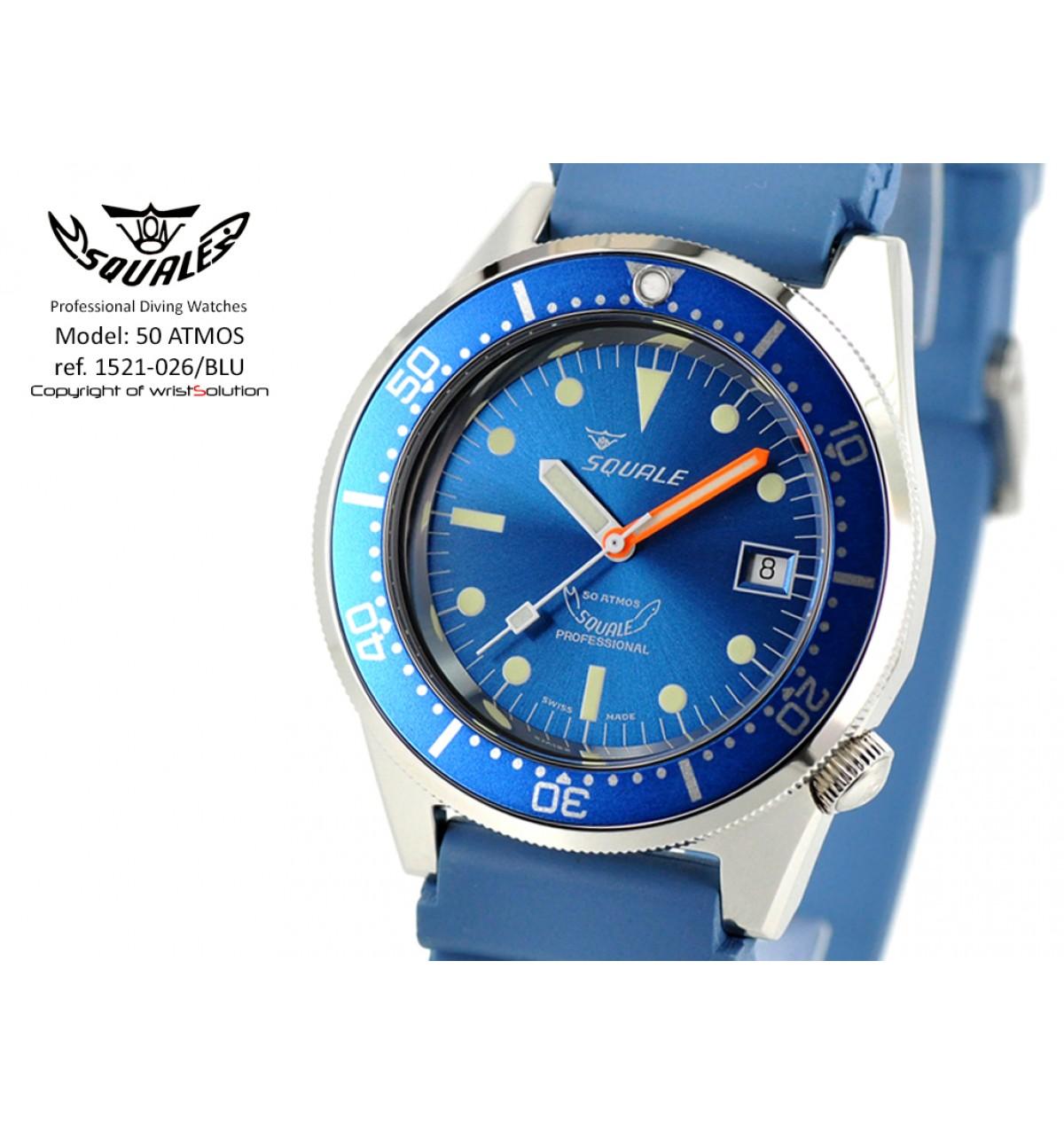 50 ATMOS Blue