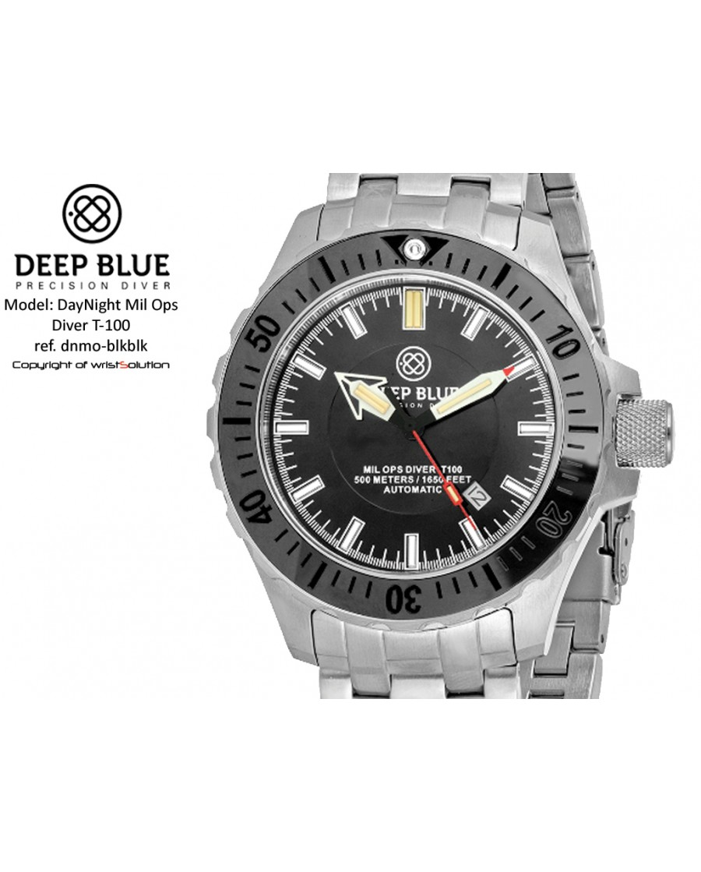 Daynight Mil-Ops T-100 (black bezel/black dial)