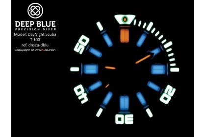 Daynight Scuba T-100 (dark blue)