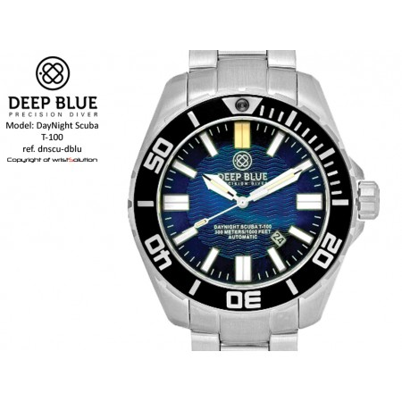 Daynight Scuba T-100 (dark blue)