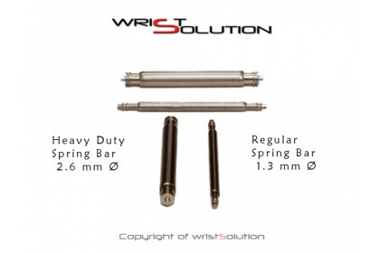 Heavy Duty Spring Bar