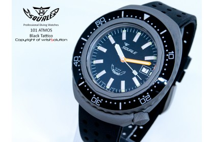 101 ATMOS Black Tattico