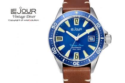 Vintage Diver 003