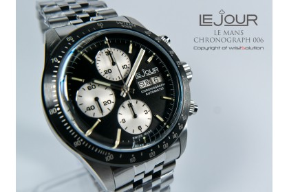 Le Mans Chronograph 006