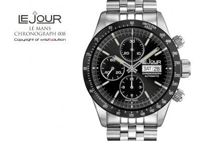 Le Mans Chronograph 008